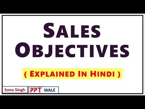 #3-sales-objectives-in-hindi- -quantitative-&-qualitative- -sales-management- -bba/mba- -ppt