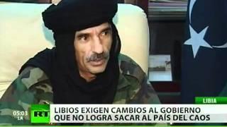 Caos en Libia...la revancha de los gaddafistas