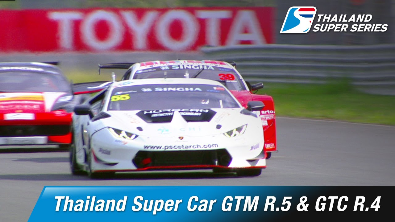 Thailand Super Car GTM Round 5 & GTC Round 4 | Chang International Circuit