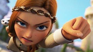 Снежная Королева: Зазеркалье - Трейлер (2019)   MTHD