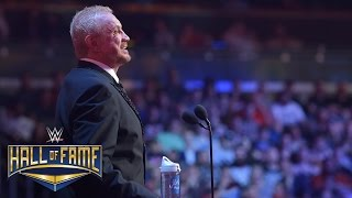 Diamond Dallas Page remembers Dusty Rhodes: WWE Hall of Fame 2017 (WWE Network Exclusive)