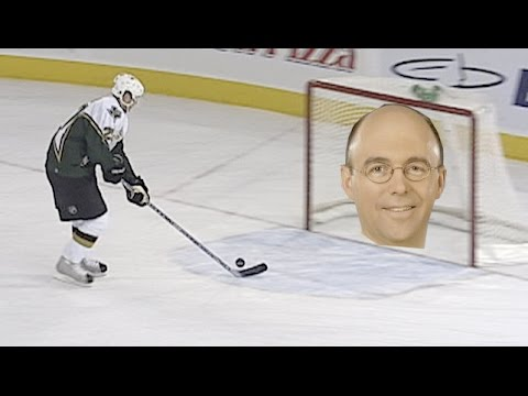 Pierre McGuire Ruins Another Moment