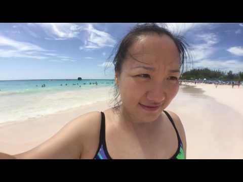 Norwegian Breakaway Excursion HorseShoe Bay Pink Sand Beach Bermuda
