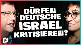 Jüdin vs. Bischof: Wann ist Kritik an Israel antisemitisch? | DISKUTHEK
