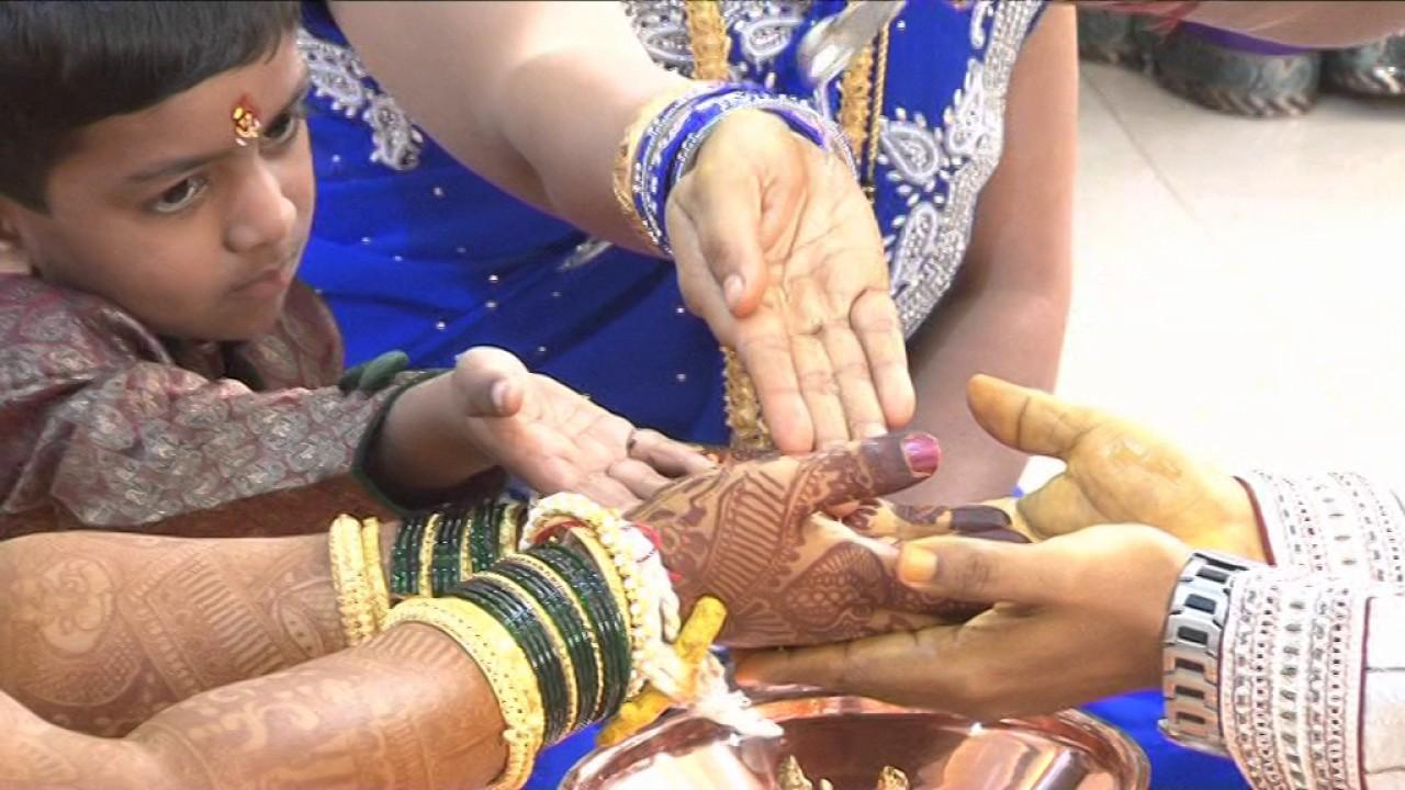 Agari wedding