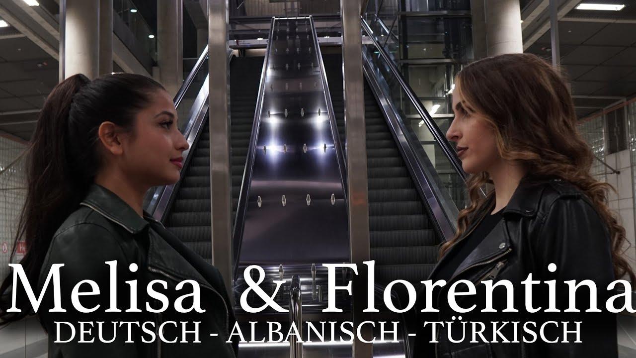 U Bahn Mashup | Albanisch | Deutsch | Türkisch - Florentina & Melisa (prod. by Shine Buteo) Vol