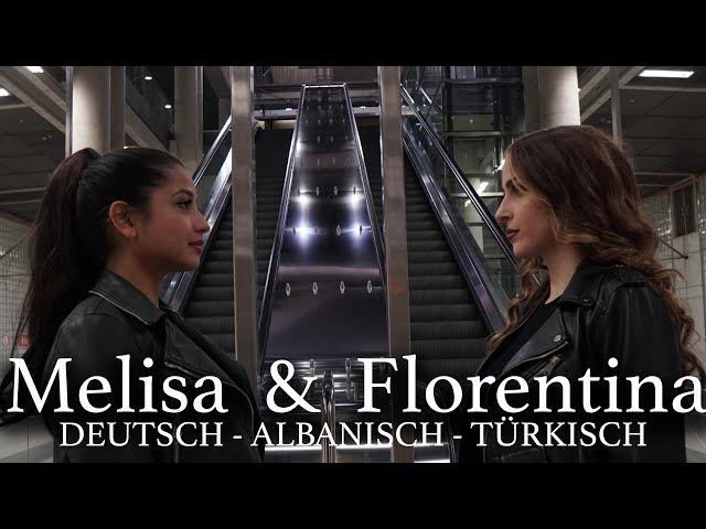 U Bahn Mashup   Albanisch   Deutsch   Türkisch - Florentina & Melisa (prod. by Shine Buteo) Vol. 1