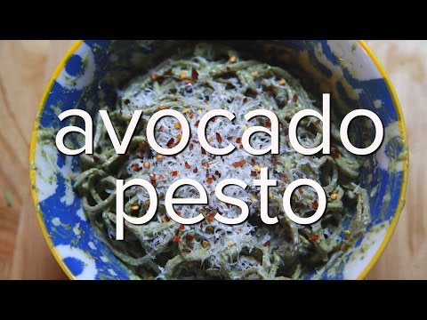 The Secret to Making the Best Pesto