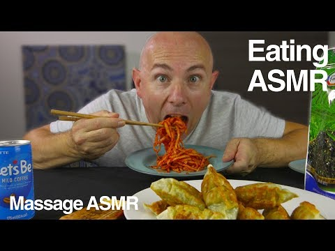 ASMR Eating Sounds Korean Food