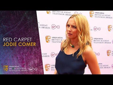 Download Jodie Comer Teases Killing Eve Season 4 on the BAFTA Red Carpet | BAFTA TV Awards 2021
