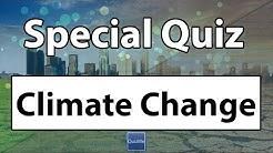 Climate Change Quiz | QuizMe