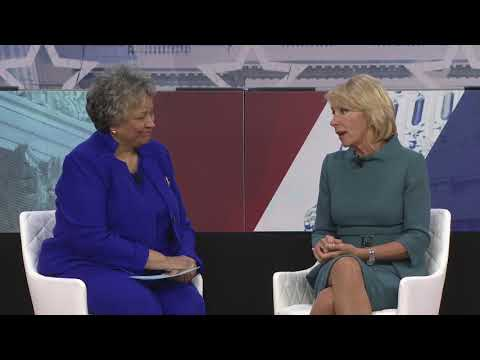 CPAC 2018 - A Conversation with Secretary of Education Betsy DeVos