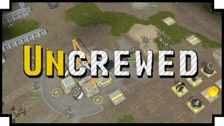 Uncrewed - (Unit Designing Real Time Strategy Game)