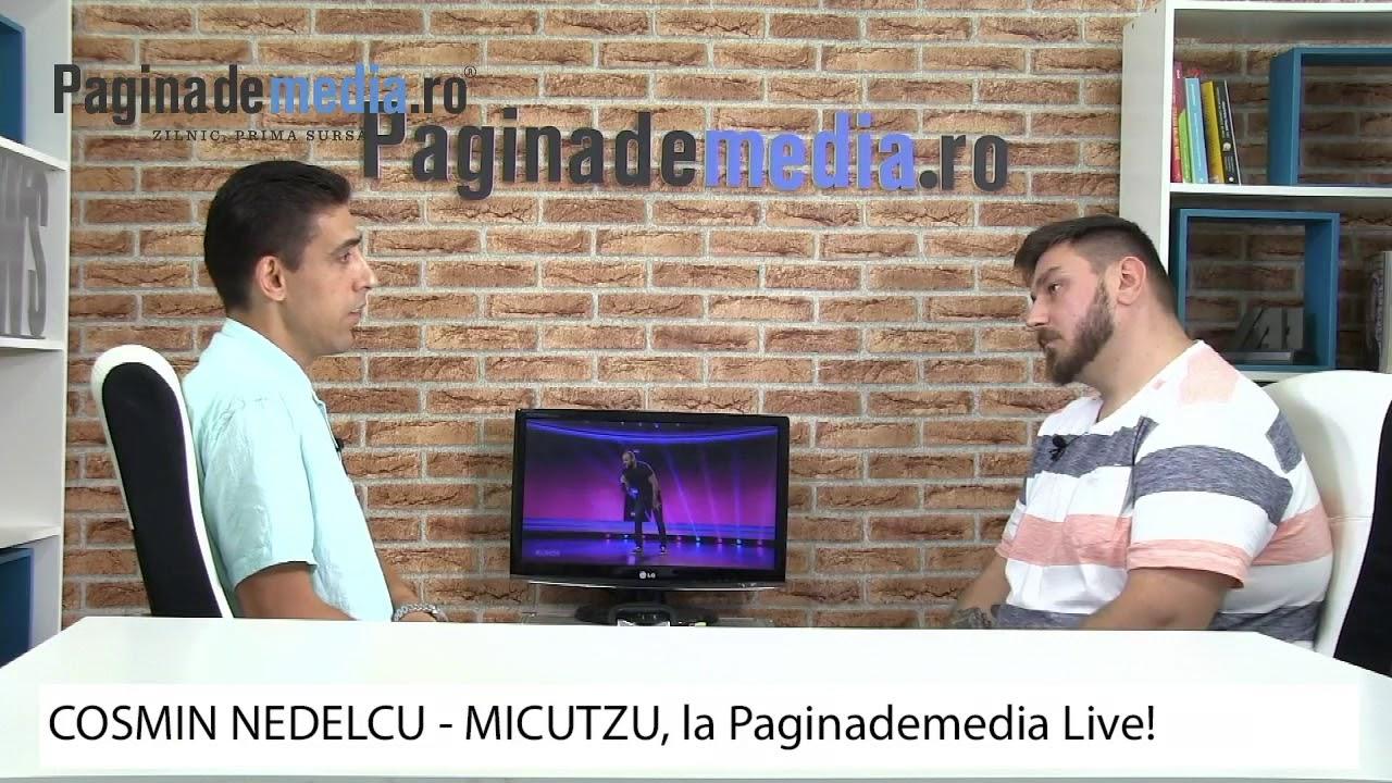 Paginademedia.ro: Micutzu, Andreea Esca si Mircea Badea