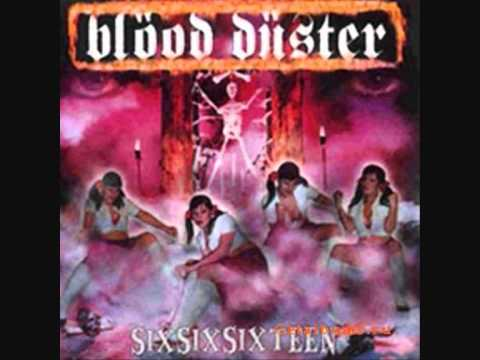 Blood duster  i want to be your pimp