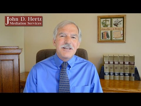 What To Expect At Your Mediation | John D  Hertz Mediation