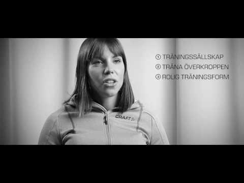 Charlotte Kalla - My 3 tips #PREPAREFORSNOW