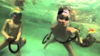 Занятия в бассейне в детском саду(Обучение дошкольников плаванию в бассейне детского сада. Период обучения 4 года (с 3 лет до 7)., 2016-02-20T04:30:47.000Z)