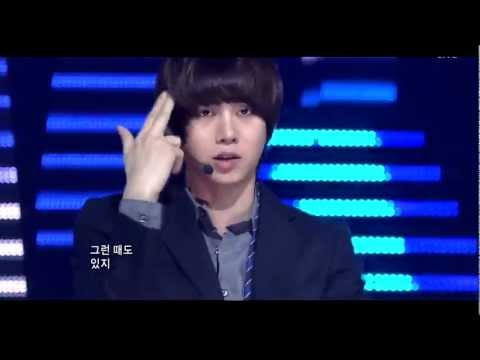Mr. Simple (Live) - Super Junior (Heechul's Last Performance Before Enlisting)