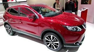 2015 Nissan Qashqai - Exterior and Interior Walkaround - Debut at 2014 Geneva Motor Show