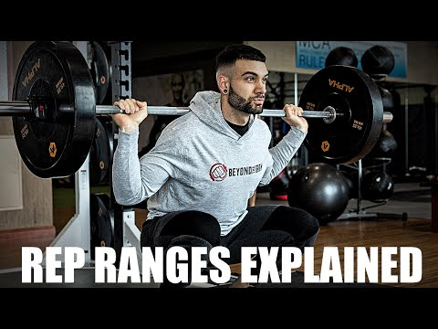 High Reps or Low Reps for Weight Loss