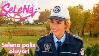 Selena polis oluyor