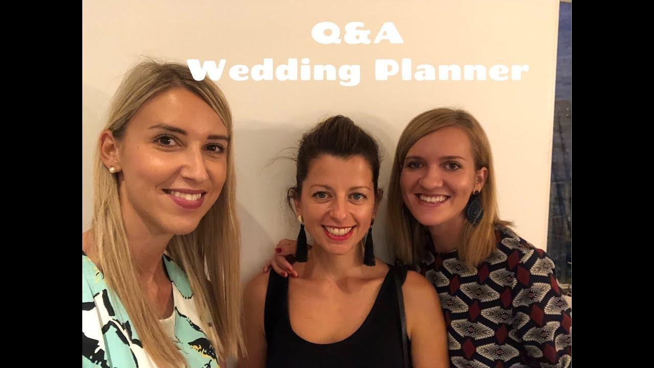 LE MIE WEDDING PLANNER - Q& A