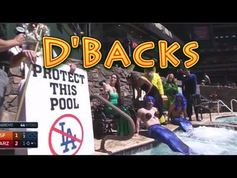 Arizona Diamondbacks: Funny Baseball Bloopers