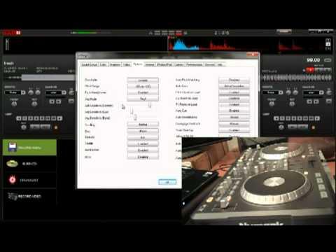 BASIC Scratch Tutorial on Mixtrack Pro