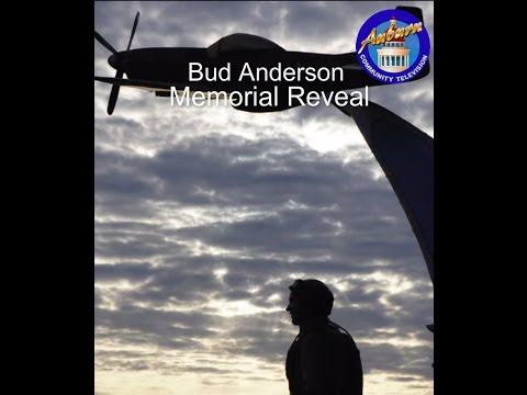 Bud Anderson Memorial Reveal