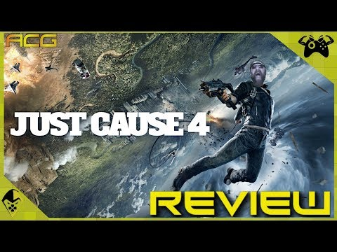 """Just Cause 4 Review """"Buy, Wait for Sale, Rent, Never Touch?"""""""
