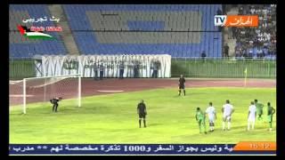 مولودية الجزائر تفوز بثنائية على اتحاد البليدة استعدادا لكأس السوبر