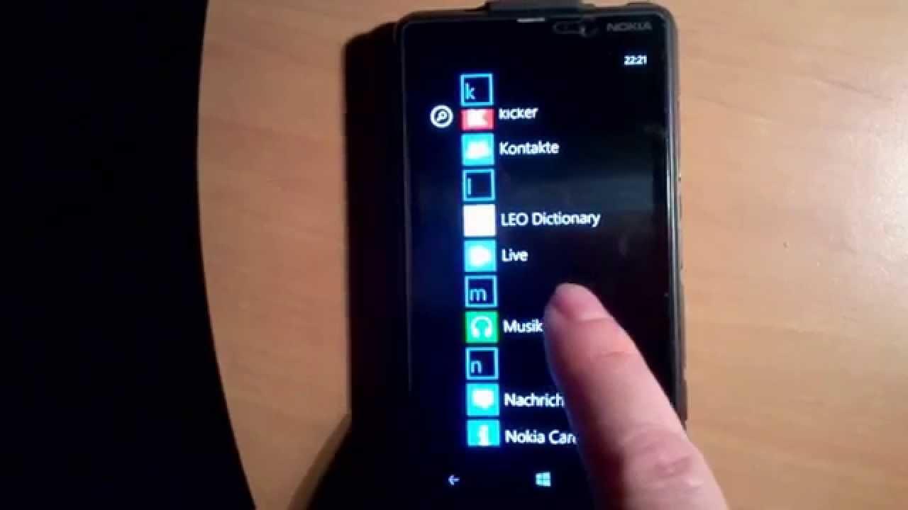 Nokia Lumia 820 Windows Phone 8 Mp3