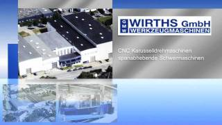 Wirths GmbH Werkzeugmaschinen (DE)