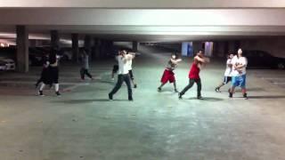 PSIMF Workshop Jeff Losaria & Q-Boi - Blindfolded by Chris Brown