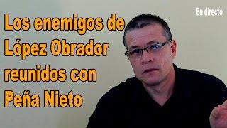 Empresarios corruptos contra López Obrador!