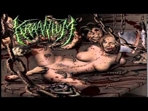 Kraanium - Blood Splattered Satisfaction (Waking the Cadaver cover // 2013 version)
