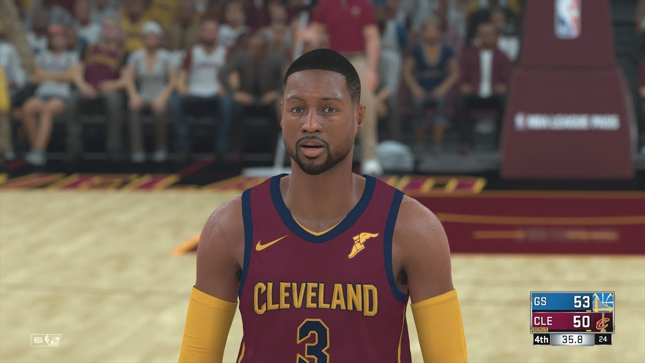 NBA 2k18 Cleveland Cavaliers Vs Golden State Warriors