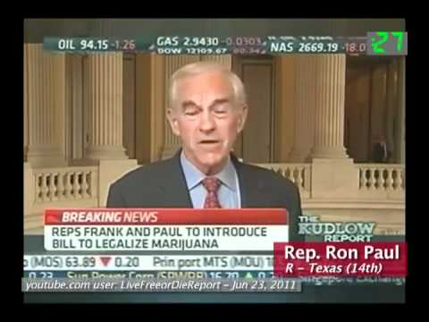 Ending Federal Marijuana Prohibition