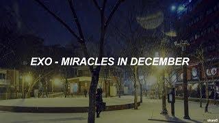 EXO - Miracles in December // Sub. español
