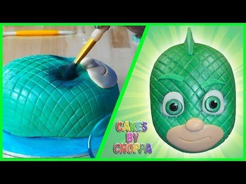 GEKKO - PJ Masks Cake (HOW TO)