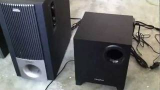 Creative SBS A220 - 2.1 Speaker System
