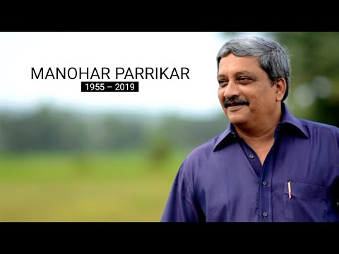 RIP Manohar Parrikar: From an IIT engineer to BJP's tallest leader in Goa Mp3