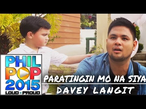 Davey Langit — Paratingin Mo Na Siya (Official Music Video)| PHILPOP 2015