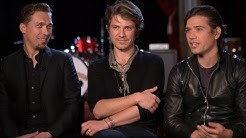 Hanson on 25 years of making music, avoiding pitfalls of fame