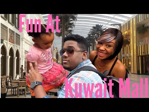 FUN AT KUWAIT's LARGEST MALL || LIVING IN KUWAIT
