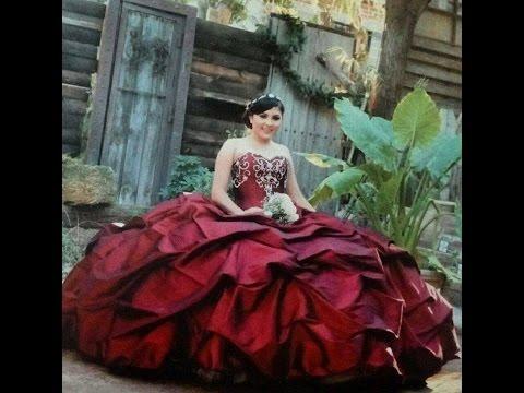 Vestido De Xv 2017 Estilo Vaquero