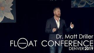 Floating to Victory: Flotation-REST for Athletic Recovery - Dr. Matt Driller | 2019 Float Conference