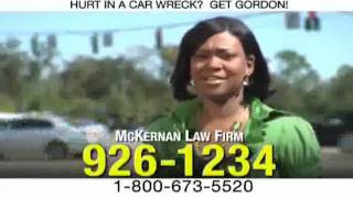 Baton Rouge Car Wreck & Trucking Attorney - GORDON MCKERNAN - Commercial - Real True Stories