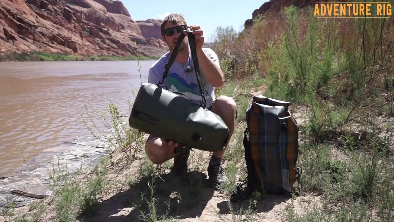 Black SealLine Baja Dry Bag 10 L